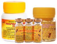 Молочко маточное пчелиное (гранулы / таблетки)